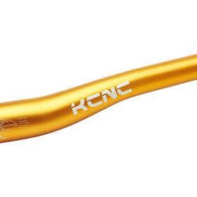 KCNC Rampant Riser Accessoires pour cintre Ø31,8mm 15mm, gold